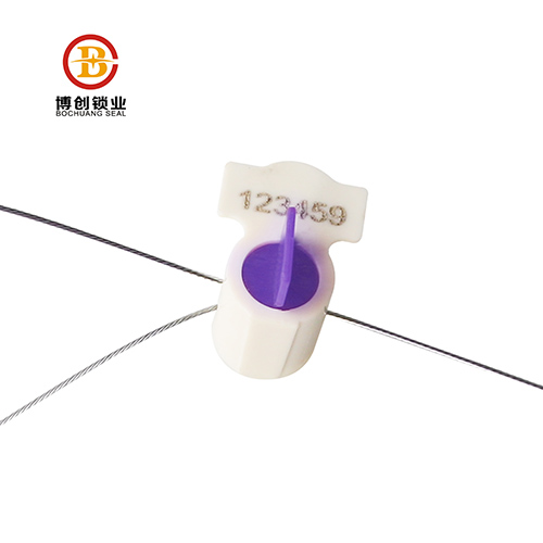 customized logo meter seal