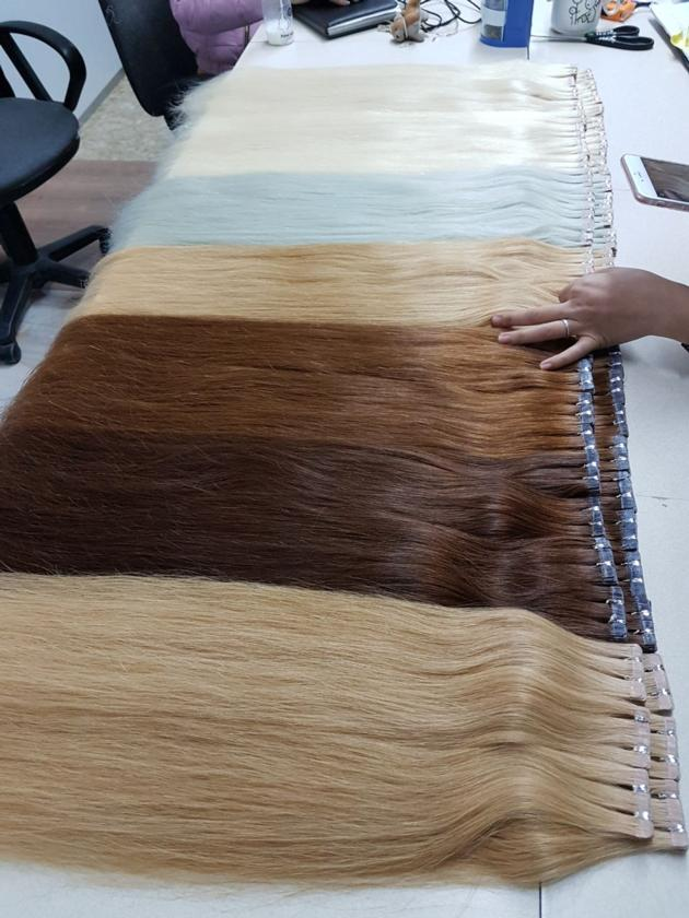 SUPER DOUBLE DRAWN REMY WEFT
