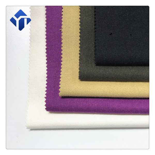 Hot sale melton wool fabric for garment
