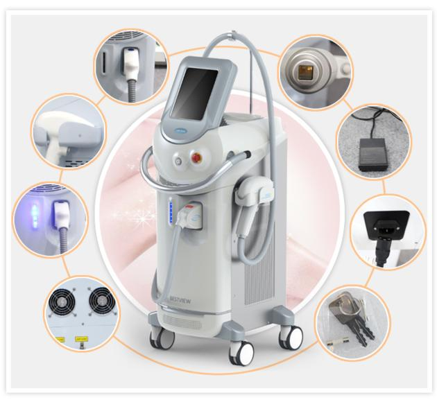 Best effect diode laser hair removal machine for sale