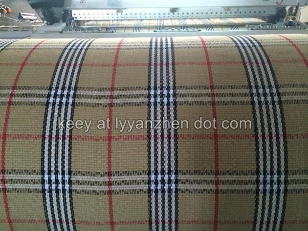 yanzhen Online Shopping African Textile woven polyester blend Sofa Cover Fabric For Home Textile