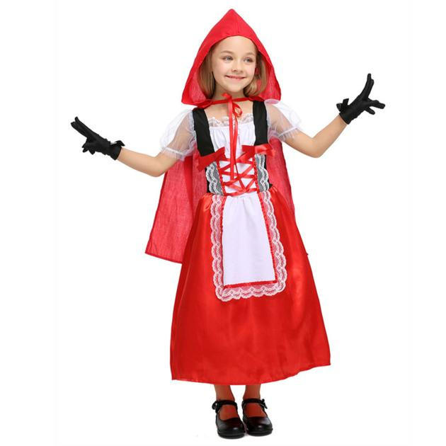 Wholesale Child Halloween costume Party dress