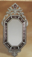 Carved Mirror for wall decoration
