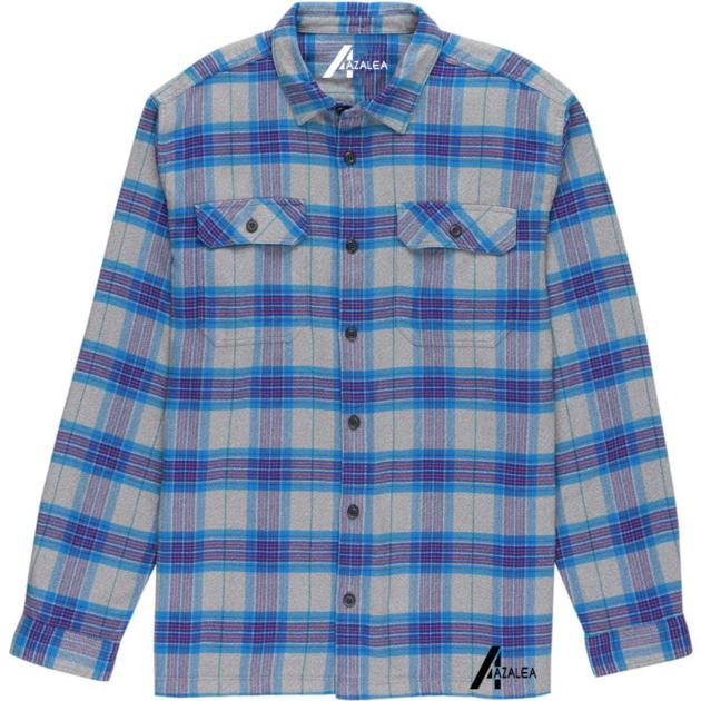 Men's Long Sleeve Casual shirt