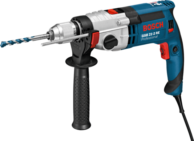 Impact Drill Bosch GSB 21-2 RE Professional