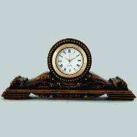 WOODEN FINISHED CLOCK