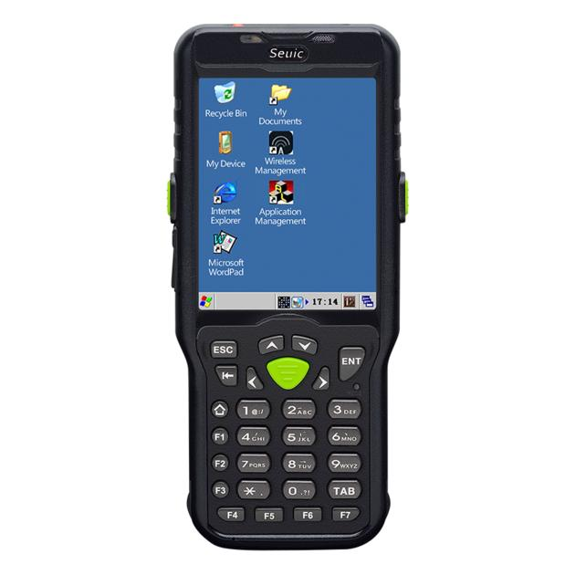 handheld terminal / pda for industrial field usage with quality warranty-AUTOID6L-W