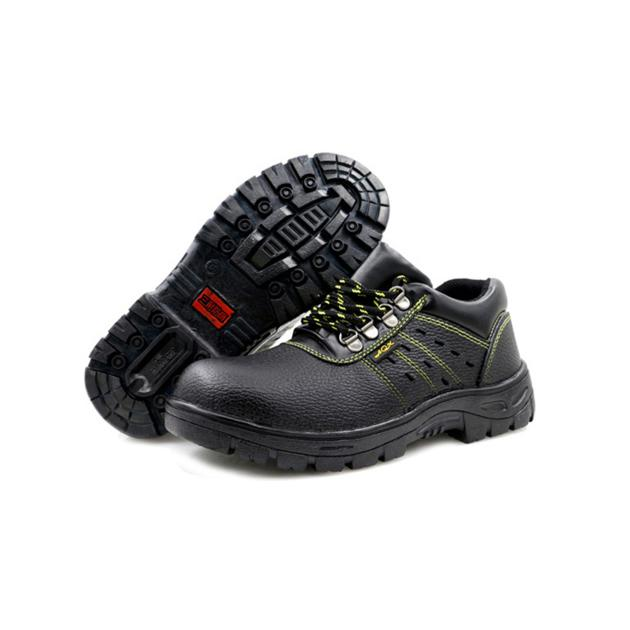 Woodland Breathable Steel Toe Safety Shoes