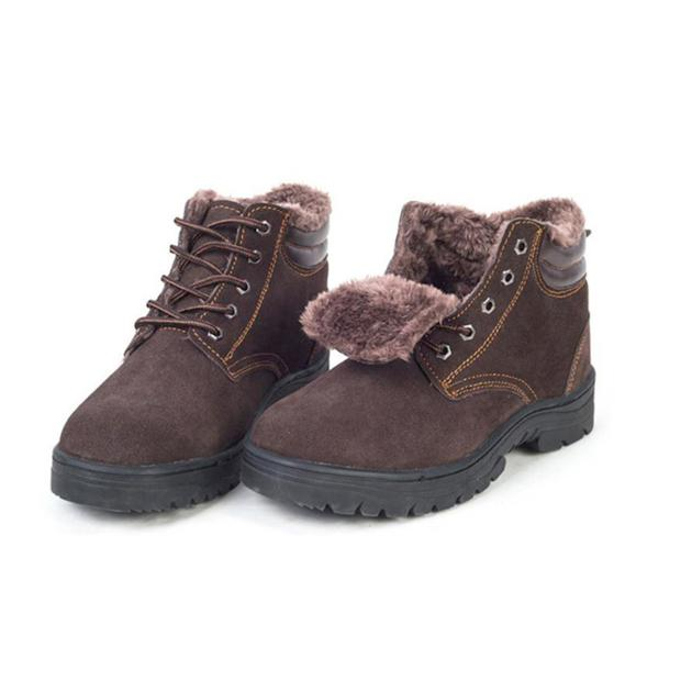 Men Winter Industrial Safety Shoes Price