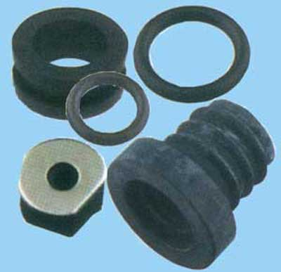 O ring and oil seal