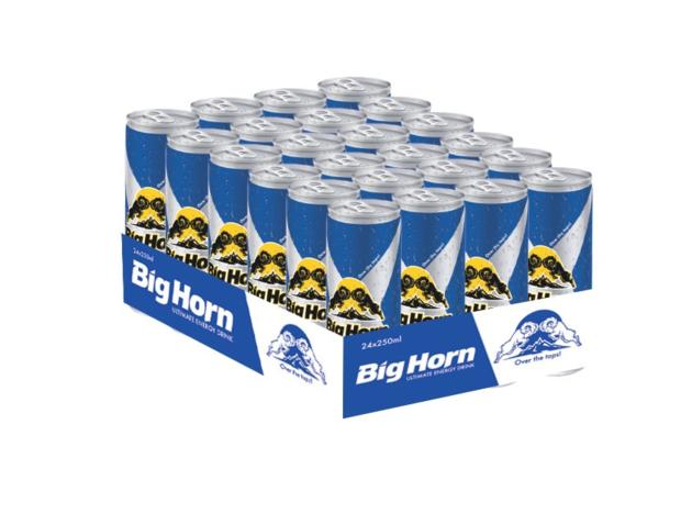 Big Horn Ultimate Energy Drink