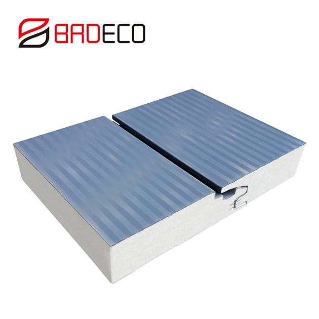 Polyurethane sandwich panel China manufacturer