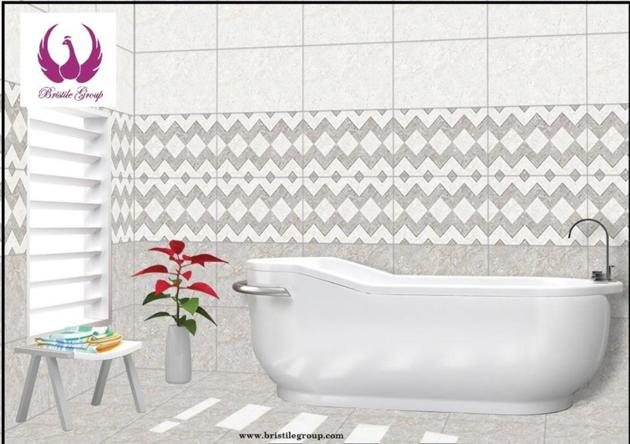 Ceramic wall tile 30x60