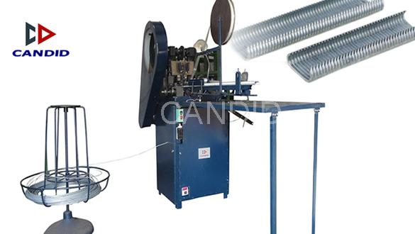C Ring Making Machine