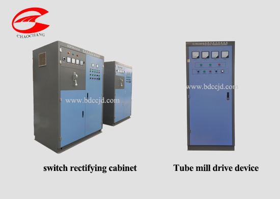 150kw solid state high frequency tube welder