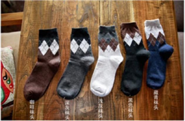 The gentleman business and  Male socks,Male business socks