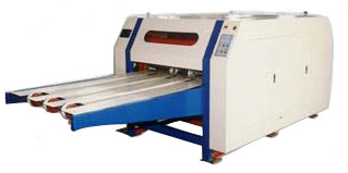TYPE SSU-800X3 Three-color Automatic Relief Printing Machine