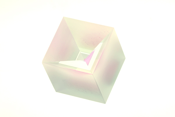 Cemented Prism Cube