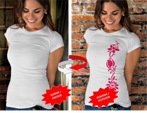 Color Changing T Shirt
