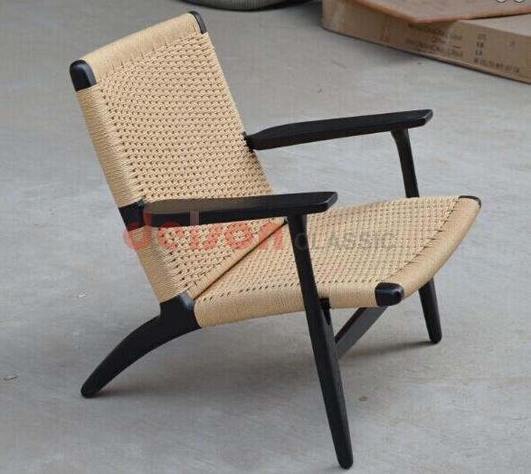 hans wegner ch25 lounge chair replica foreign trade online