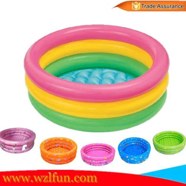 Lovely Kids Mini Inflatable Swimming Pool Water Games
