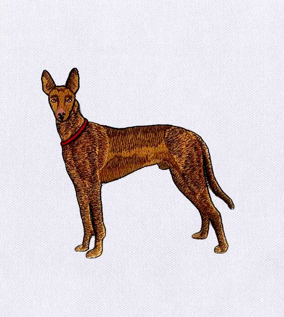 Regal and Fascinating Dog Embroidery Design Previous Next Regal and Fascinating Dog Embroidery Desi