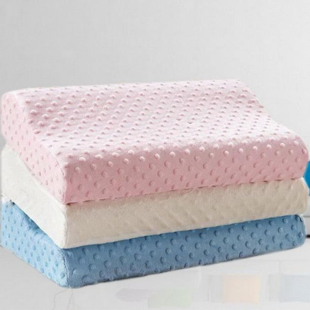 Soft Pillow Massager For Cervical Health Care Memory Foam Pillow