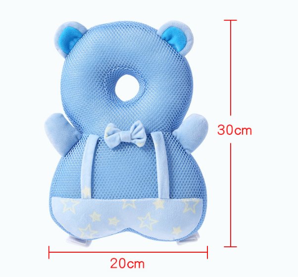 Baby Head protection pad Toddler headrest pillow