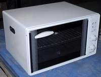 Mini Oven (with thermostate and timer)