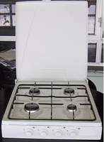 Four Burners Gas Cooker
