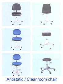 ESD/cleanroom chair,seats