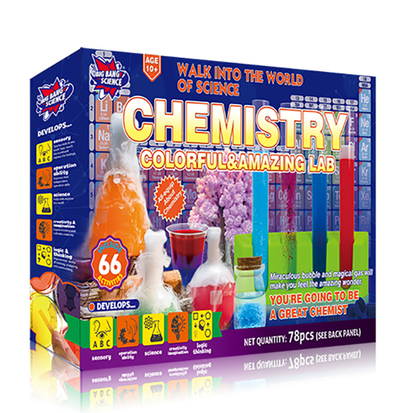 CHEMISTRY COLORFUL &AMAZING LAB