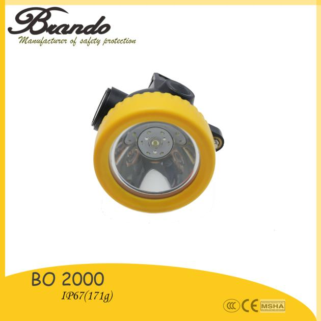 Wholesale Powerful Safety Equipment LED Coal Mining Head Lamp