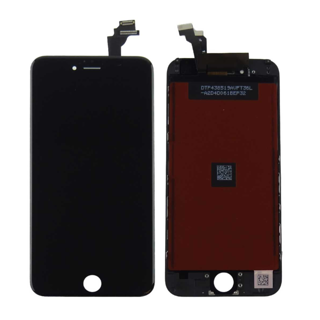 LCD Touch Digitizerfor iPhone 6 Plus Black