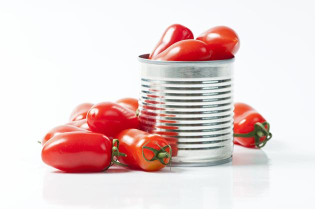 Whole Peeled Tomatoes In Tomato Juice