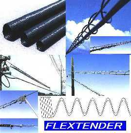 FLEXTENDER , Cable Laying Operations for Telecom/Power Cable