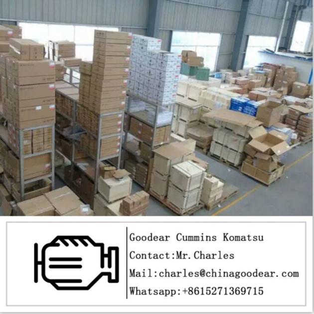 cummins for komatsu diesel engine 6D102 lower/upper gasket