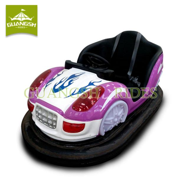Indoor Games Amusement Park Rides Electric Battery Bumper Cars for Sale