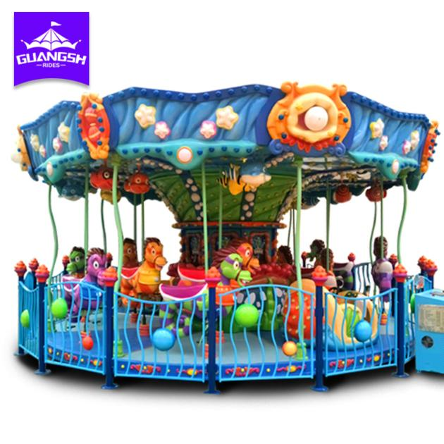 Amusement Park Indoor Rides Theme Park