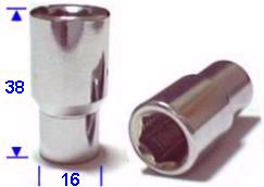No.5105 Tuner Lug Nuts