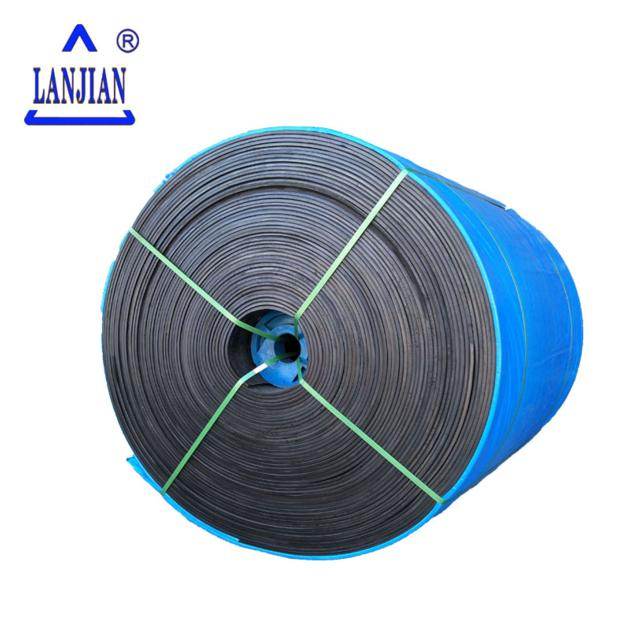 Good quality Acid&alkali resistant rubber conveyor belt with low price