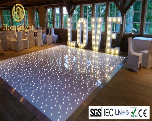 LED Wedding Party dance floor