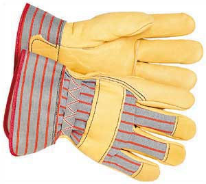 Leather Garments, Working Gloves