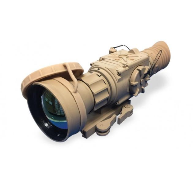 ARMASIGHT ZEUS 336 5-20X75 THERMAL IMAGING RIFLESCOPE-TAT176WN7ZEUS52 (INDO OPTICS)