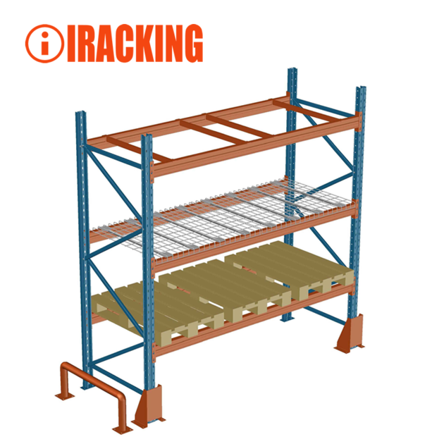 Widely Used Heavy Duty Warehouse Pallet Rack