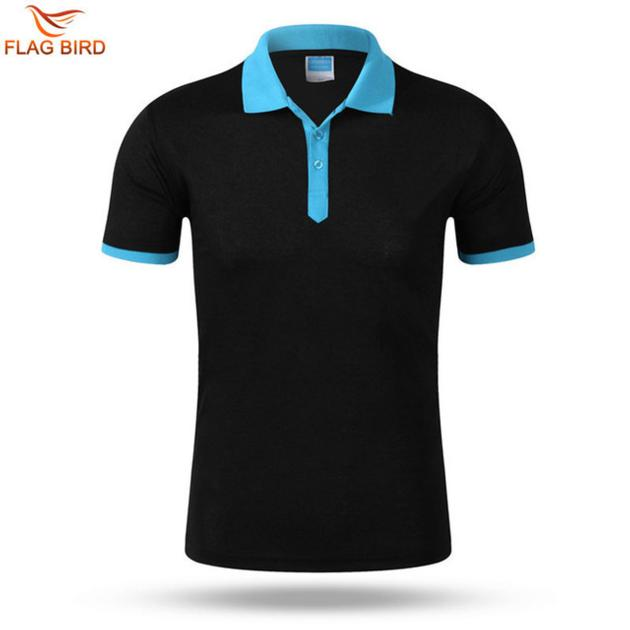 Polo Neck T Shirt With Garniture