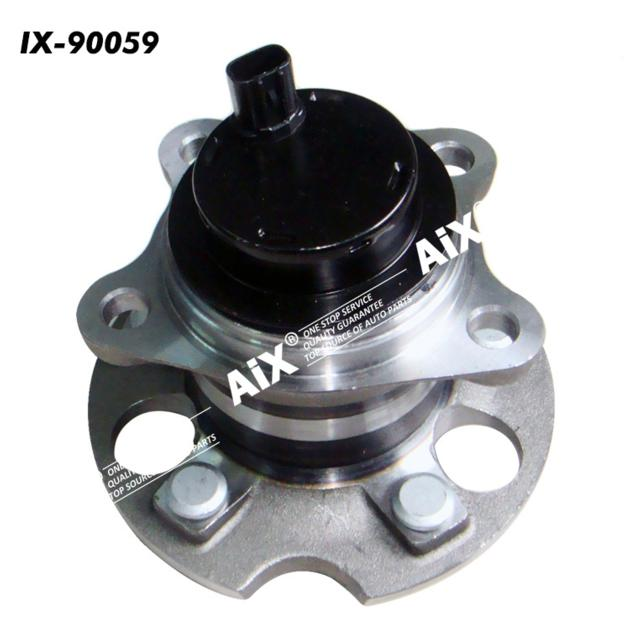 SKF BR930702 Front Wheel Bearing and Hub Assembly