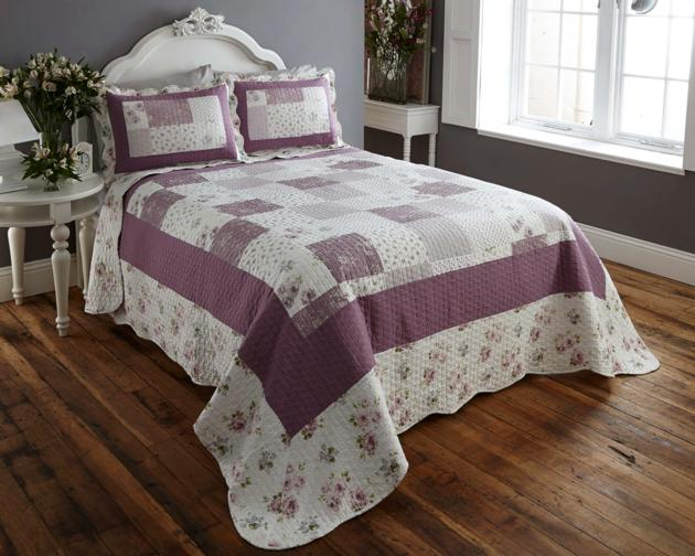 Print bedding sets from HJ Home Fashion
