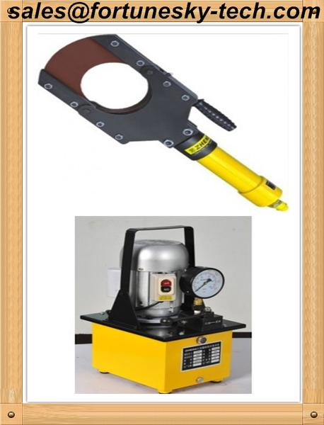 Split Hydraulic Cable Cutter