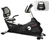 Quality Magnetic Recumbent Exercise Bike FitLux 5100